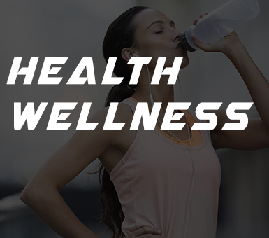 health wellness banner